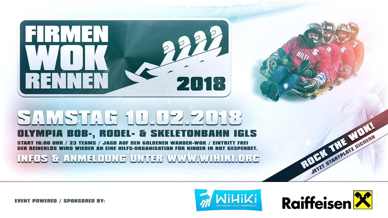 Firmen Wok Rennen 2018