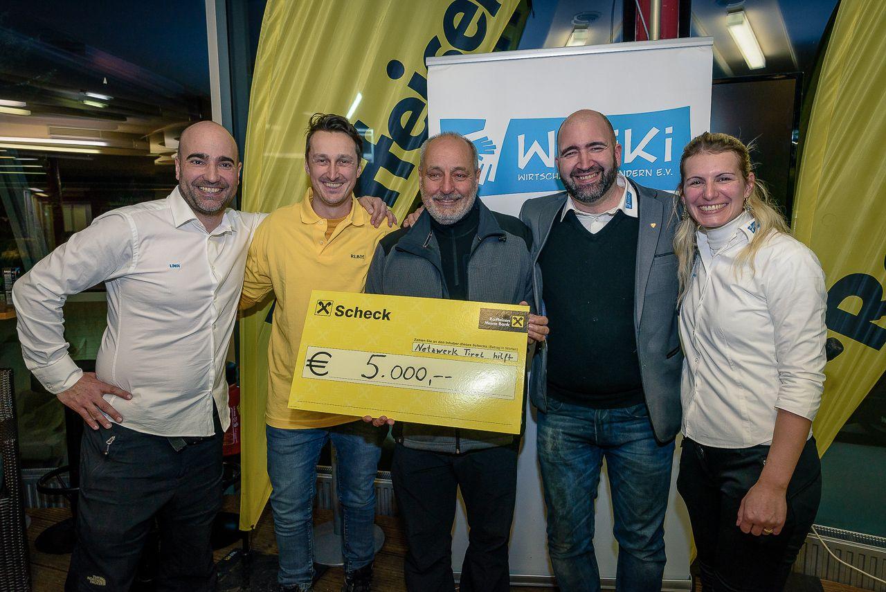 Firmen Wok Rennen 2018 - Danke