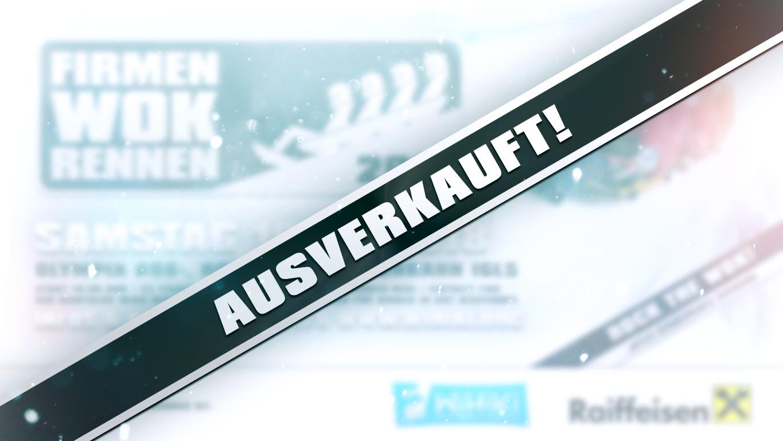 Firmen Wok Rennen 2019