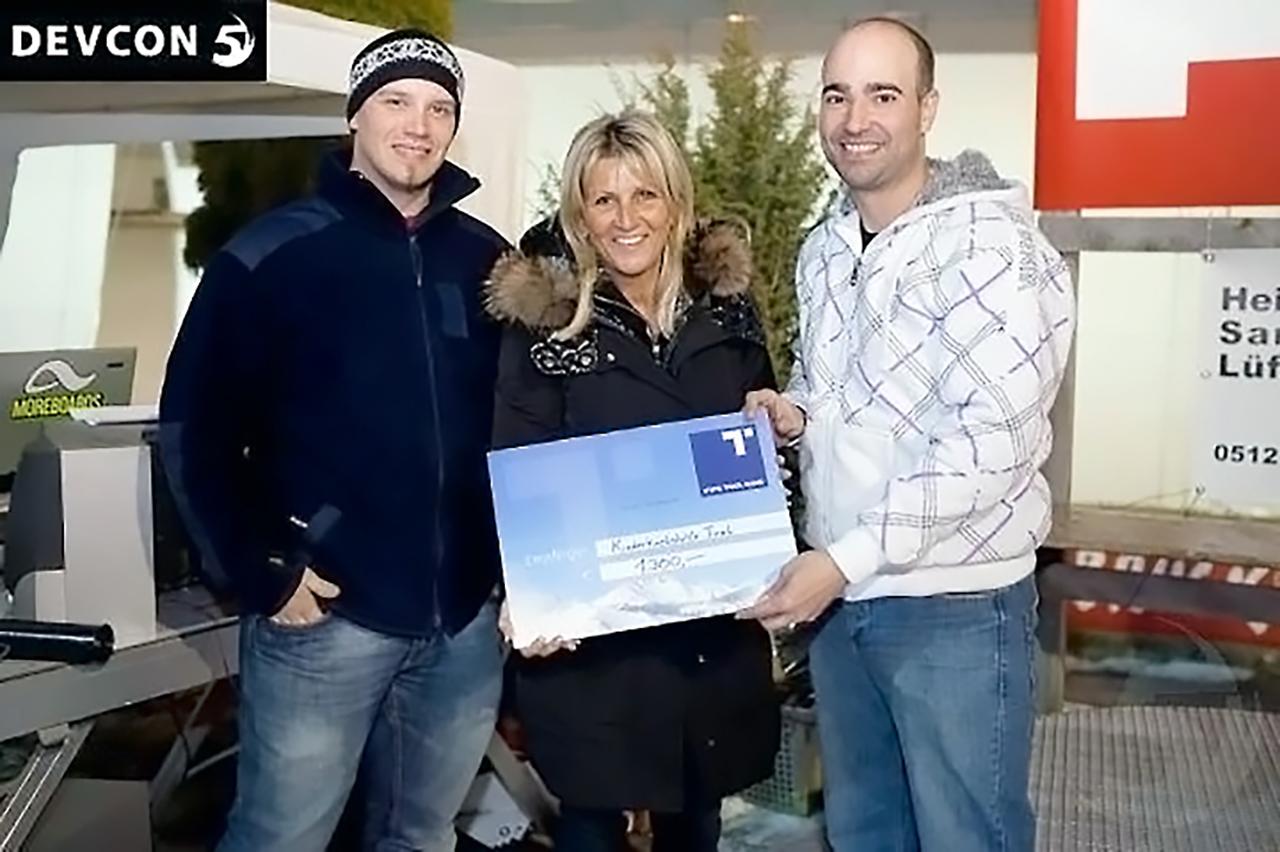 Firmen Wok Rennen 2011 - Danke