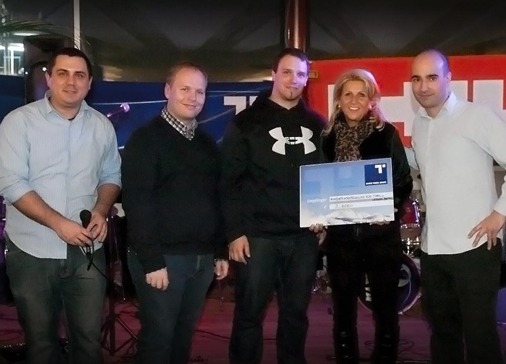 Firmen Wok Rennen 2012 - Danke
