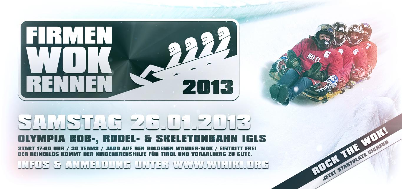 Firmen Wok Rennen 2013
