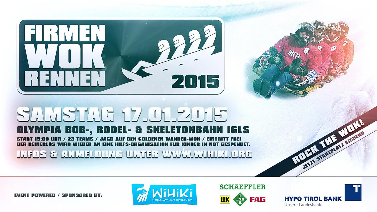 Firmen Wok Rennen 2015