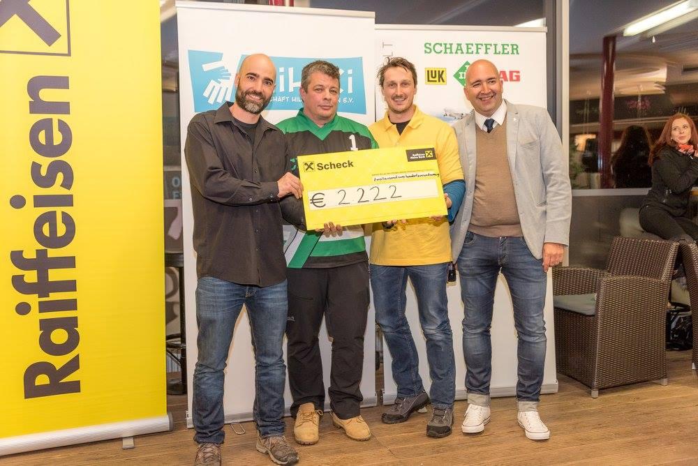 Firmen Wok Rennen 2016 - Danke
