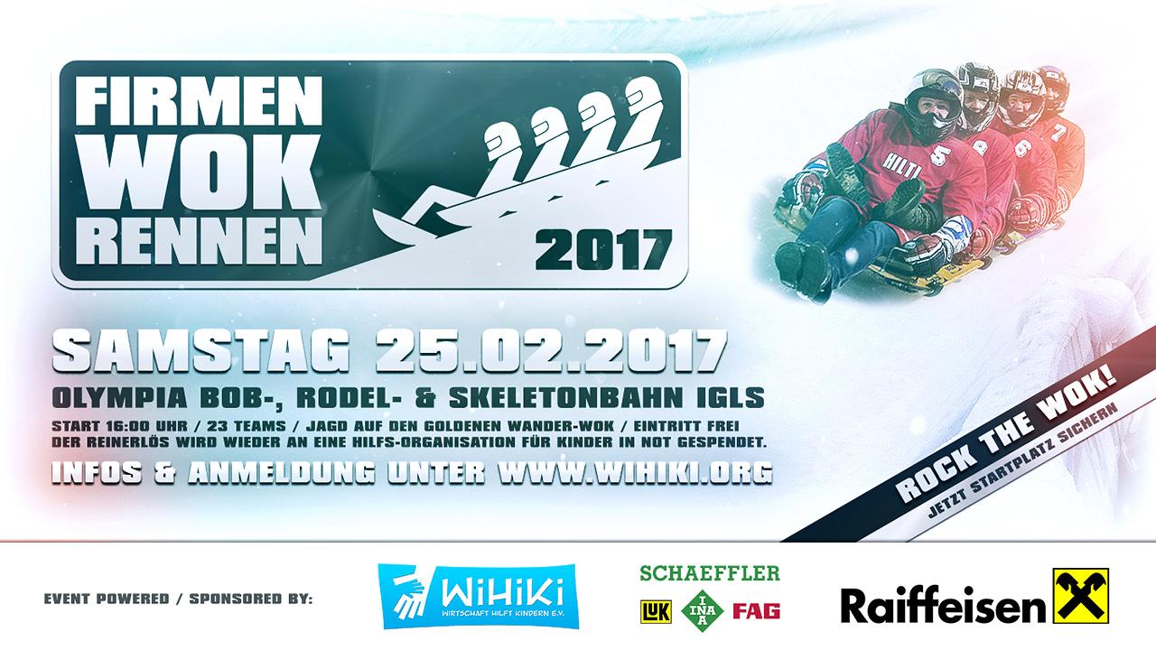 Firmen Wok Rennen 2017