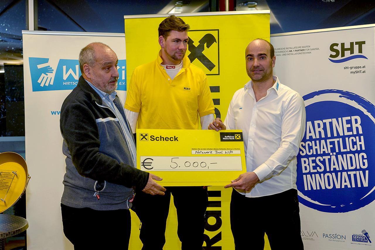 Firmen Wok Rennen 2019 - Danke