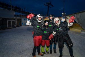 Firmen Wok Rennen 2018 - Impressionen