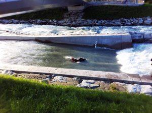 Tiroler Schwimmreifen Rennen 2012 - Impressionen