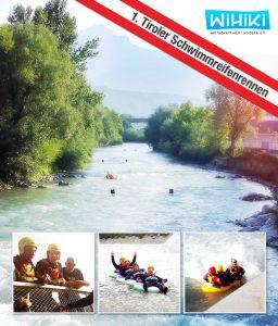 Tiroler Schwimmreifen Rennen 2012