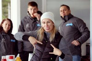 Firmen Wok Rennen 2020 - Impressionen